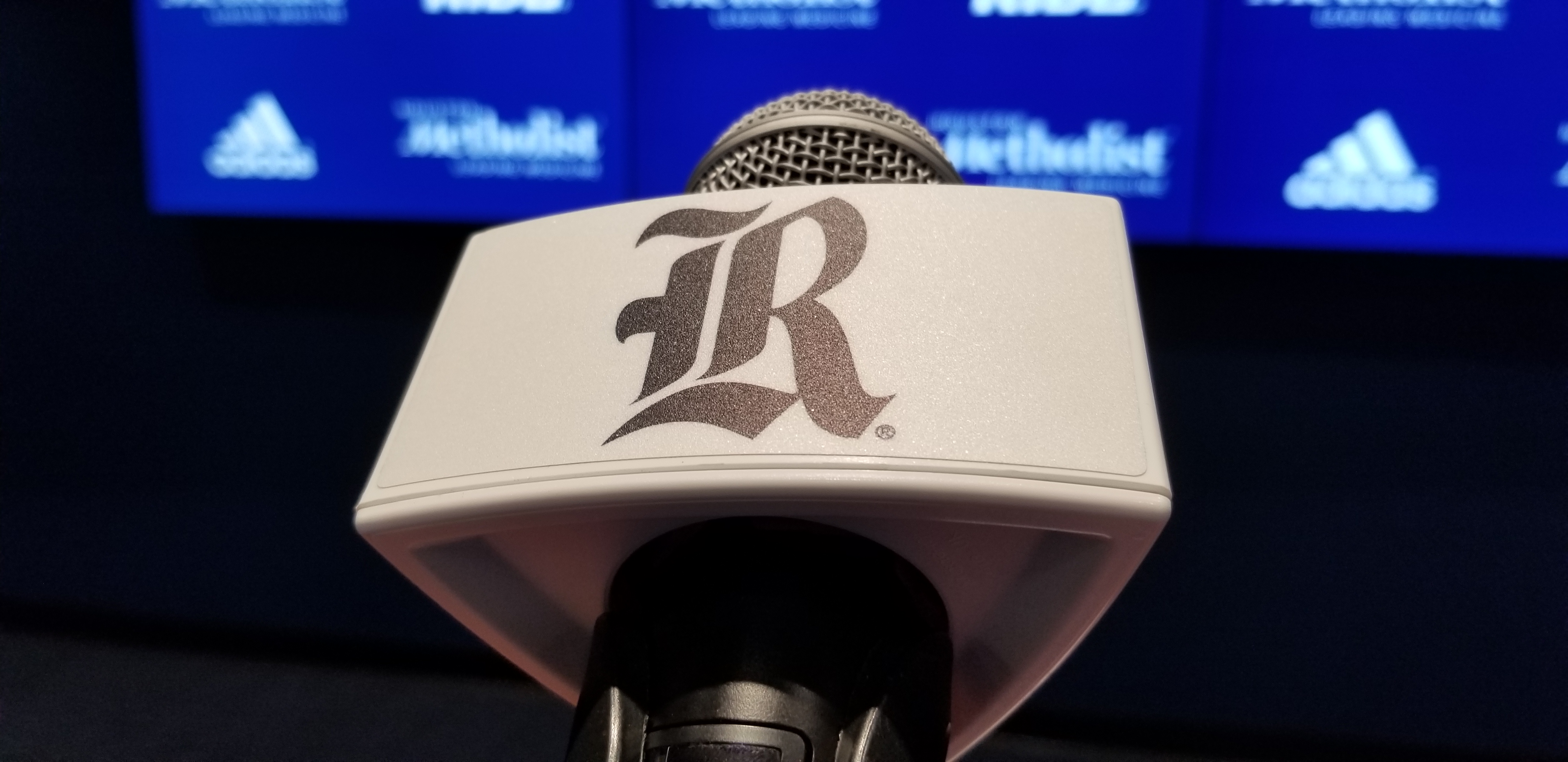 Rice Football, press conference, press