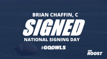 Offensive lineman Brian Chaffin commits to Owls