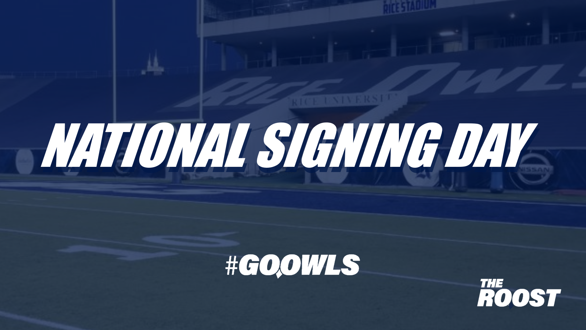 Rice Football Recruiting, National Signing Day