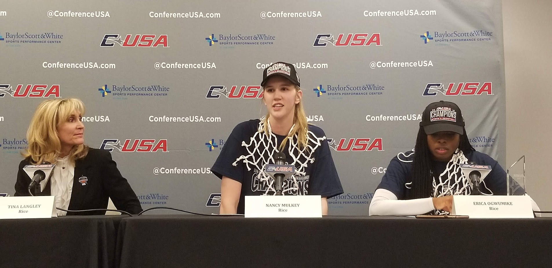 Rice Women's Basketball, Conference USA Tournament