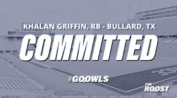 Rice Football: 2020 RB Khalan Griffin commits to Owls