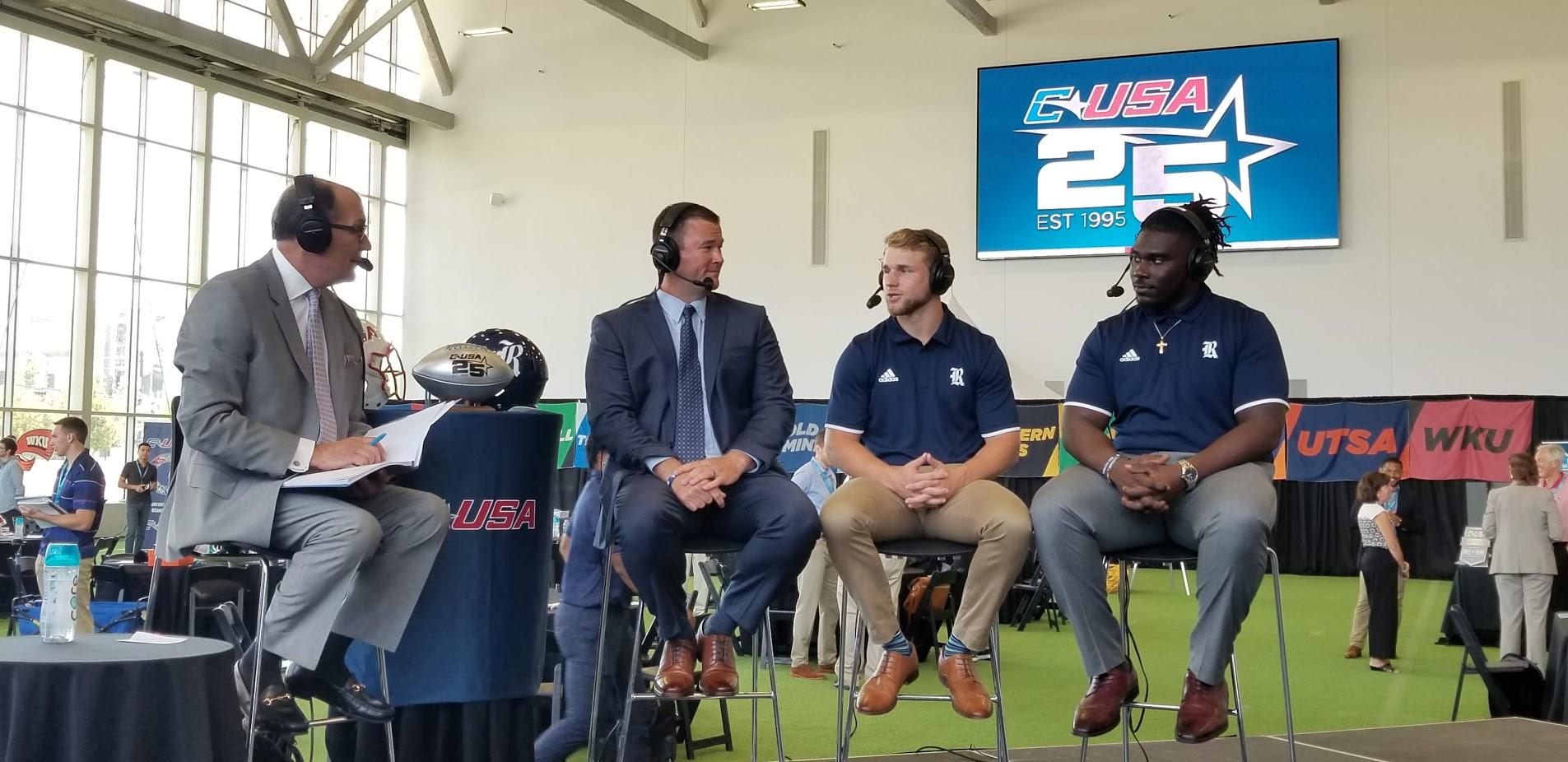 Rice Football, Conference USA Media Days