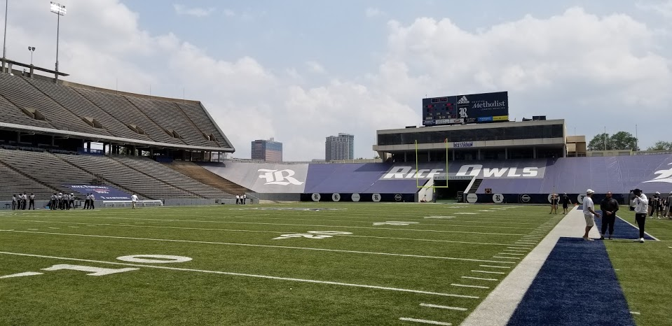 Rice Football, rice football schedule