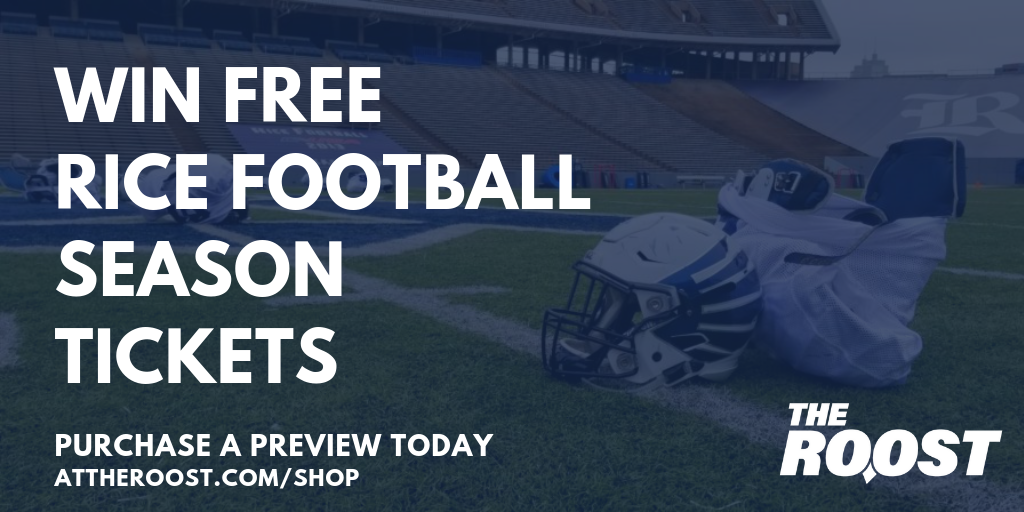 Rice Football Season Preview