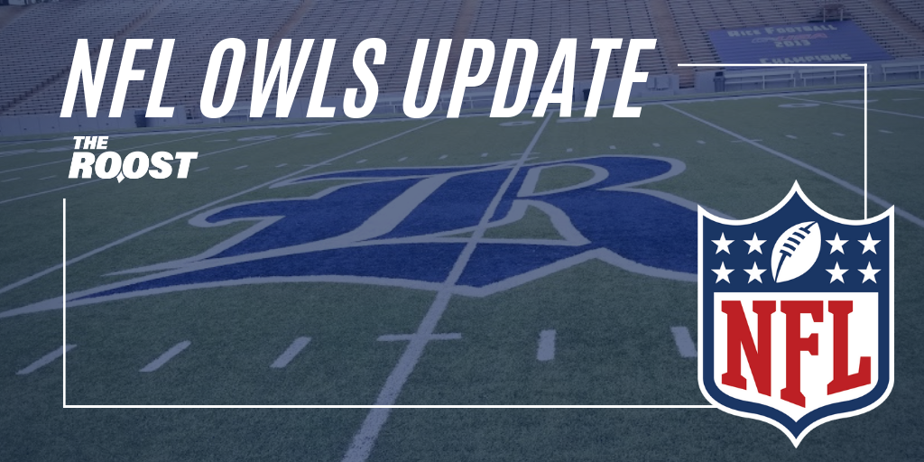 Rice Football, NFL Owls