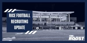 Rice Football Recruiting, Rice Football