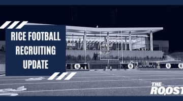 Rice Football Recruiting: Owls hand out two new 2021 offers