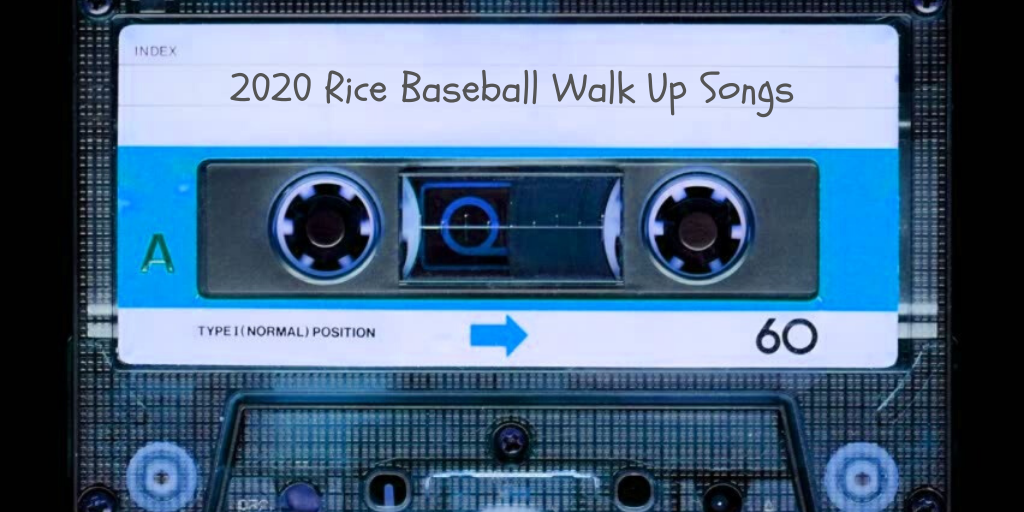 Rice Baseball, baseball