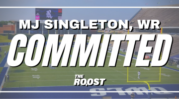 Rice Football: 2021 Wide Receiver MJ Singleton commits to Owls