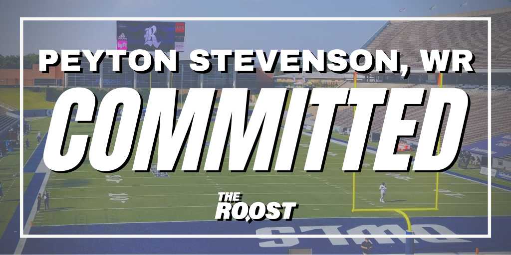 Rice Football, Rice Football Recruiting, Peyton Stevenson