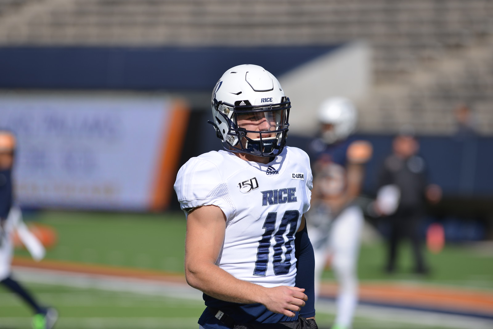 Austin Trammell, Rice Football