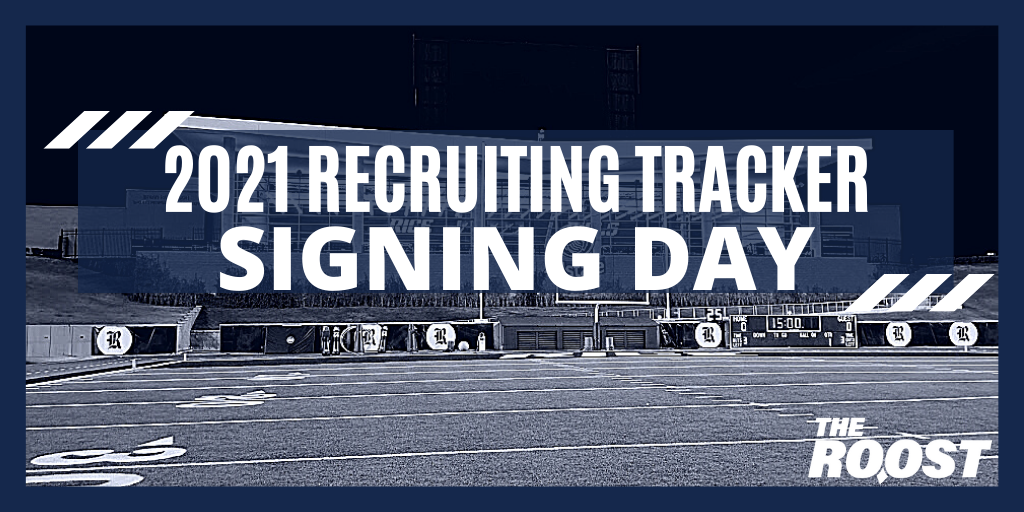 Rice Football, Rice Football Recruiting